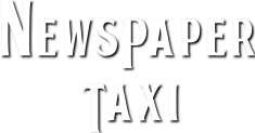 Logo Newspaper Taxi Website